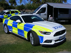5593 - Ford Mustang GT Police Showcar - AF17 UPX - 315 (Call the Cops 999) Tags: uk gb united kingdom great britain england south east coast eastbourne 999 112 emergency service services vehicle vehicles open day july 2017