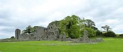 Cistercian Abbey (1193), Greyabbey, County Down (ronmcbride66) Tags: cistercin abbey greyabbey countydown ardspeninsula northernireland monks cistercianabbey 12century dissolution anglonormanarchitecture parkland 1541