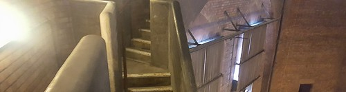 Liverpool Cathedral Bell Tower Stairway I