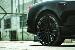 maserati-quattroporte-m615-matte-black-wheels-10 (AvantGardeWheels) Tags: maserati quattroporte matte black 22inch m615 luxury agluxury agwheels avant garde wheels avantgarde agform agfunction fitment