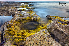 Beach details. (Andreas Iacovides) Tags: sea ocean rock canon eos 5d mark iii cyprus pafos paphos landscape nature