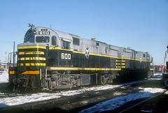 BRC Alco C424 600 (Chuck Zeiler) Tags: brc alco c424 600 railroad locomotive bedfordpark clearingyard chicago chuckzeiler chz