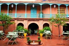 MAROCO 01-2015 145 (Elisabeth Gaj) Tags: maroco012015 elisabethgaj afryka marrakech travel garden architecture building