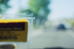 Journey Blur (Callums art) Tags: minimalism minimal simplistic simple light bright bokeh glass edited photoshop sony filter dslr vibrant colours colour abstract surreal fineart transportation transport travel movement motion taxi car windscreen blurred blur blurry dreamy