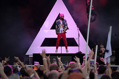 30 Seconds to Mars at Champions Square