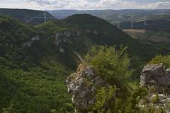 Viaduc de Millau (Michel Seguret Thanks for 15 M views !!!) Tags: france michelseguret nikon d800 pro aveyron nature natur natura plateau larzac natu