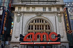 AMC Empire 25 (tim.perdue) Tags: nyc new york city vacation metropolis big apple manhattan urban midtown amc 25 empire movie theater cinema film theatre times square building architecture marquee lights neon