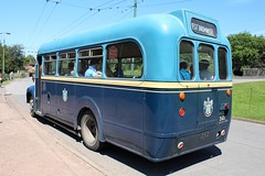 Lil'blue bus (juliejones25) Tags: black country museam