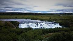 Paisaje Islandes (enrique1959 -) Tags: cataratas islandia isla europa