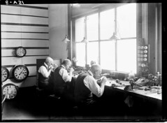 Watchmakers (Public Record Office Victoria) Tags: watchmaker watch victoria history 1930s