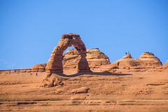 Delicate Arch (Seoulwoman) Tags: arches national park utah sandstone delicatearch