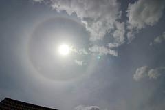 Sun halo (sjb_astro) Tags: sun halo opticalphenomenon nature northyorkshire stokesley weather 1018mm handheld canon600d 600d sunhalo