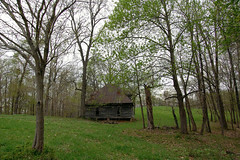 House In the Woods (Midnight Believer) Tags: abandoned abandonment house decaying decrepit woods forest creepy spooky crittendencounty kentucky lonesome