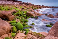 IOS-18 (JamesHeadPhotography) Tags: long exposure scilly rocks water nd filter waves