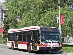 Toronto Transit Commission 8548 (YT | transport photography) Tags: ttc toronto transit commission nova bus lfs