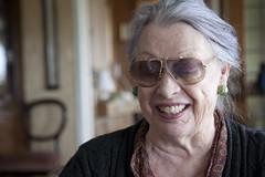 The joy of decorating oneself (Beathe) Tags: horten tiurstien mamma karin smykker gaver øredobber img3253