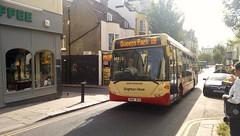 Brighton & Hove Scania CK230UB OmniLink 54 (YN58 BCO) (Transport in the UK & more) Tags: 54 yn58bco scaniack230ub scaniaomnilink scania ck230ub omnilink