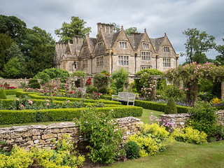 Upper Slaughter Manor, Cotswolds