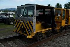 Elkins WV - 100_3310 (primemover88) Tags: speeder railcar excursion narcoa elkins wv west virginia durbin greenbrier valley railroad