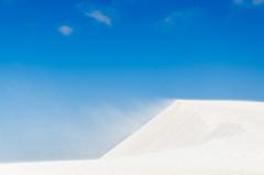 Duna efímera (F719D) Tags: dune sand wind air sky clouds landscape nature nikon nikond7000 d7000 nikkor desert arena dunas desierto