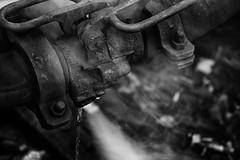 Mal so richtig Dampf ablassen (micagoto) Tags: damof steam schelle industrial hot water pressure druck underpressure detail