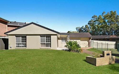 2 Arrawatta Cl, Edensor Park NSW 2176