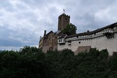 Wartburg/Eisenach/Deutschland - Thüringen 2 (frenziM) Tags: wartburg eisenach germany luther architecture mittelalter medievalarchitecture canong7xmarkii