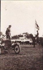 Address by military officer at Southport, Qld - February 1922 (Aussie~mobs) Tags: vintage australia queensland 1922 ww1 occasion honour honouravenue southport goldcoast address speech military reginaldspencerbrowne