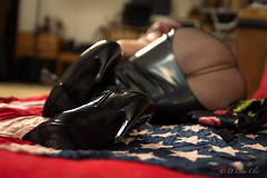1446 (D'Licia Clic) Tags: maitresse cuir leather mistress