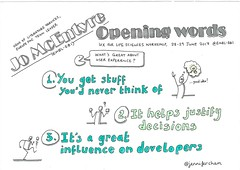 Jo McEntyre - opening words day 1 UX for Life Science Workshop, June 2017
