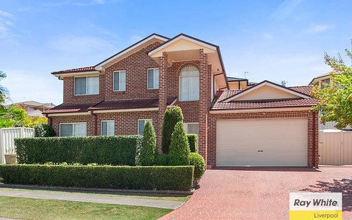 8B Gilmore Road, Casula NSW