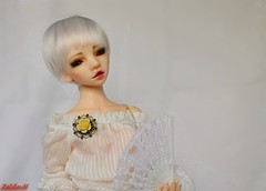 Ombeline Virgin mood (sevader.w) Tags: azelia dim mydolling sd bjd jeanne bodyjeanne hybrid doll white virgin
