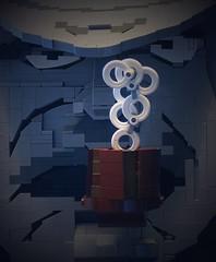 Sherlock Holmes (VAkkron) Tags: sherlock holmes lego portrait pipe smoke