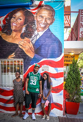 2017.06.26 Ben's Chili Bowl Mural, Washington, DC USA 6872