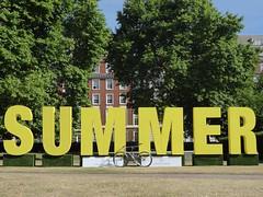 A Vanhulsteijn in London (No. 20) (JamesDavid2007) Tags: bike bicycle london grosvenor square summer vanhulsteijn
