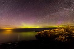 Northern Lights 1 (mwbieti) Tags: night nightphotography auroraborealis astrophotography stars keweenaw longexposure milkyway upperpeninsula northernlights michigan