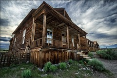 Bodie House I (TomGrubbe) Tags: bodie ghosttown abandoned miningtown easternsierras old house california