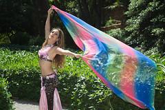 Sara Guirado 19 (dorieo21) Tags: retrato portrait dancer veil