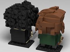 Sirius + Bellatrix (back) (fxandrw) Tags: harrypotter bellatrixlestrange siriusblack lego