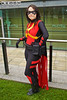 IMG_5711.jpg (Neil Keogh Photography) Tags: hero dickgrayson baton dc robe boots bulletbelt gold pants dccomics comics red female utilitybelt new52 cloak jumpsuit top mask batman cosplay redrobin black bullets cosplayer yellow bat robin