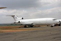 TU-TII Boeing 727-223(F) Opedair (pslg05896) Tags: tutii boeing727 opedair hla fala lanseria