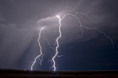Heaven Scent (Steven Maguire Photography) Tags: lightning thunderstorm arizona southwest skyscape stormchasing night lightningstrike landscape longexposure