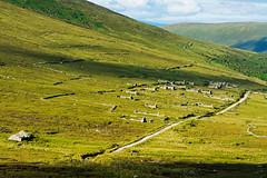 The Deserted Village (mishko2007) Tags: achill slievemore