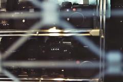 R8 Leica- The Legend (Muse_MAI) Tags: nikon f801s leica r8 konstanz constance germany deutschland film 35mm 徕卡 胶卷 传奇 橱窗