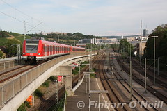 Stuttgart Zuffenhausen (finnyus) Tags: 423 sbahn stuttgart s6