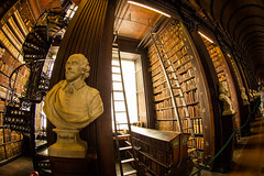Trinity College Library (bhammertime) Tags: 8mm europe t3i canon 2017