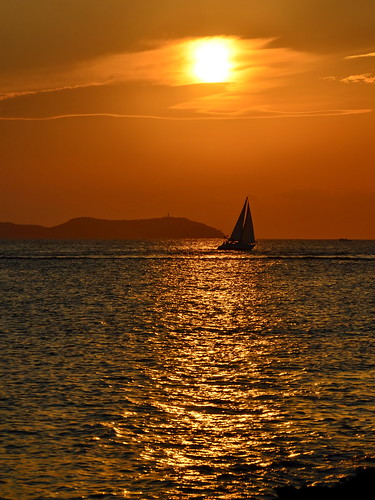 Romantic Moments in Ibiza