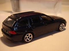 MAJORETTE BMW 5 SERIES TOURING NO5 1/64 (ambassador84 OVER 8 MILLION VIEWS. :-)) Tags: majorette bmw5seriestouring diecast