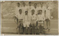 Byron Bay Surf Club members at Coolangatta 1947 (RTRL) Tags: byronbay surflifesaving surfclub surflifesavingcarnival