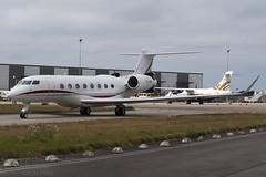 G-LLWW Gulfstream G650 (Jersey Airport Photography) Tags: jersey egjj jer gllww gulfstream g650 executivejetcharter glf6